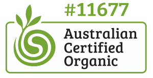 For a guarantee of Organic authenticity, Honey Australia's Organic Honey Products are certified by ACO Number 11677.