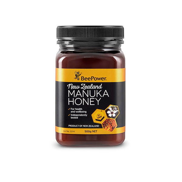 BeePower-Manuka-Honey-500g