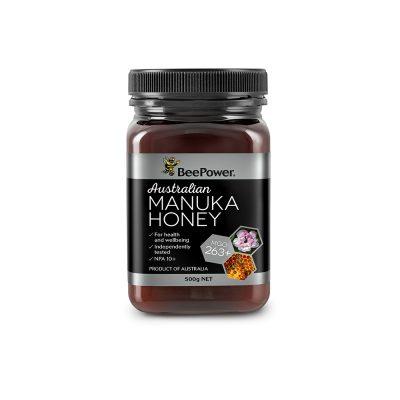 Australian-Manuka-Honey-MGO-263-500G-NPA-10